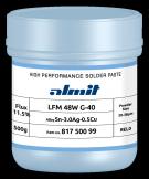 LFM 48W G-40  Flux 11,5%  (20-38µ)  0,5kg Dose/ Jar