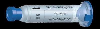 SRC HM1 RMA Ag2 V16L 12%  10cc, 40g, Kartusche/ Syringe