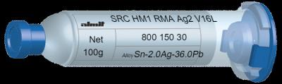 SRC HM1 RMA Ag2 V16L 12%  30cc, 100g, Kartusche/ Syringe