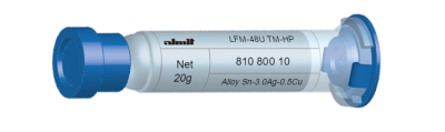 LFM-48W TM-HP 14%  (20-38µ)  5cc, 20g, Kartusche/ Syringe