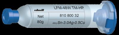 LFM-48W TM-HP 14% 30cc, 80g, beiger Stopfen/ beige Plunger