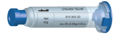 LFM-48X TM-HP 14%  (25-45µ)  10cc, 40g, Kartusche/ Syringe