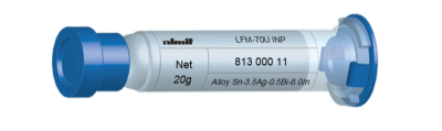 LFM-70U INP 14%  (20-38µ)  5cc, 20g, Kartusche/ Syringe