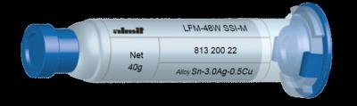LFM-48W SSI-M 13%, 10cc, 40g, beiger Stopfen/ beige Plunger