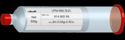LFM 48X SUC 11,5%  (25-45µ)  0,5kg Kartusche/ Cartridge