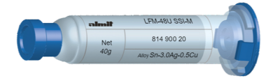 LFM-48U SSI-M 13%  (10-28µ)  10cc, 40g, Kartusche/ Syringe