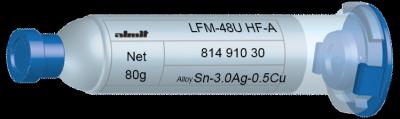 LFM-48U HF-A 13%  (10-28µ)  30cc, 80g, Kartusche/ Syringe