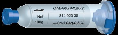 LFM-48U MDA-5 15%  (10-28µ)  30cc, 100g, Kartusche/ Syringe