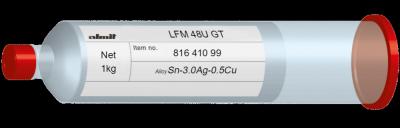 LFM 48U GT 12%  (10-28µ)  1,0kg Kartusche/ Cartridge