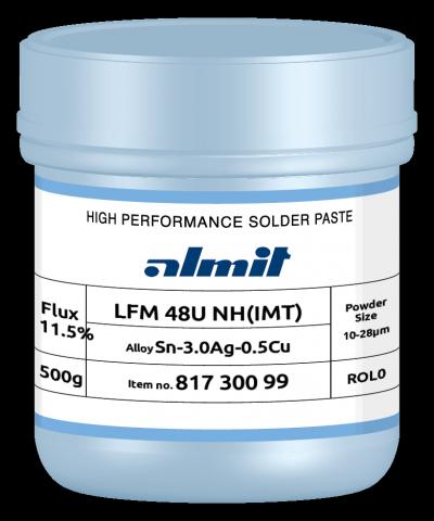 LFM 48U NH(IMT)  Flux 11,5%  (10-28µ)  0,5kg Dose/ Jar