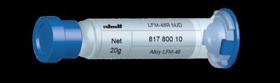 LFM-48R MJD 15%  (5-20µ)  5cc, 20g, Kartusche/ Syringe