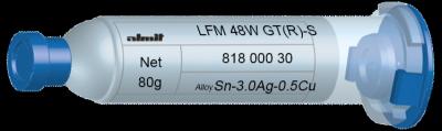 LFM 48W GT(R)-S 13%  (20-38µ) 30cc, 80g Kartusche / Syringe