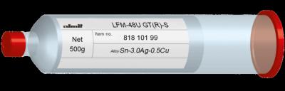 LFM-48U GT(R)-S 13%  (10-28µ)  0,5kg Kartusche/ Cartridge