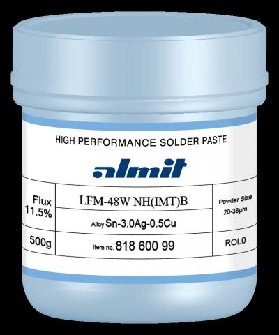 LFM-48W NH(IMT)B  Flux 11.5%  (20-38µ)  0,5kg Dose/ Jar