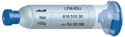 LFM-65U NH-JLB 15%  (10-28µ) 30cc, 100g, Kartusche/ Syringe
