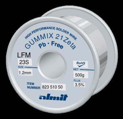 GUMMIX 21Zeta LFM-23-S 3,5%  Flux 3,5%  1,2mm